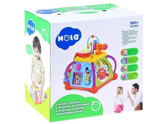 INTERACTIVE EDUCATIONAL JOY BOX ZA0022