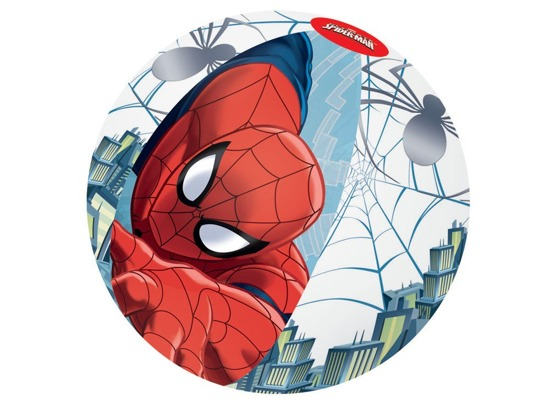 Inflatable beach ball 51 cm Spiderman 98002