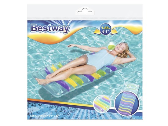 Inflatable mattress 185 x 69cm Bestway 43124