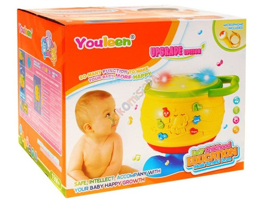 Interactive Fuze for baby microphone MP3 ZA1544