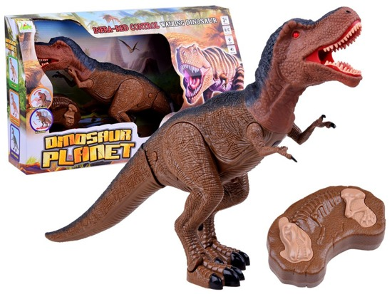 Interactive controlled dinosaur T-Rex RC 0333