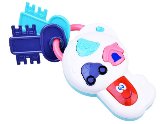 Interactive keys. Toy for children ZA2427