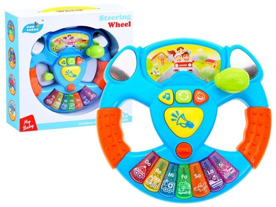 Interactive steering musical sounds ZA1592