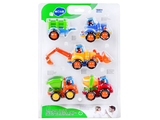 KIT FOR SMALL BUILDER ZA0020
