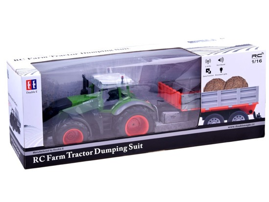 Large Tractor with 2.4GHz remote control RC0456
