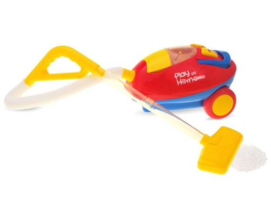 Large color VACUUM CLEANER for children ZA1652