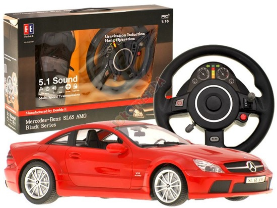 License Mercedes SL65 AMG Auto steering RC0319