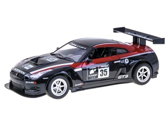 Licensed Auto-controlled Nissan GTR RC0022