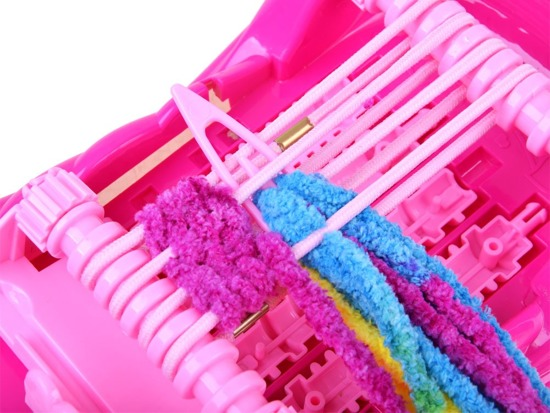 Loom weaving set from the DIY series ZA2892