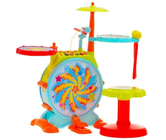 Magically Music Drums Color ZA0231