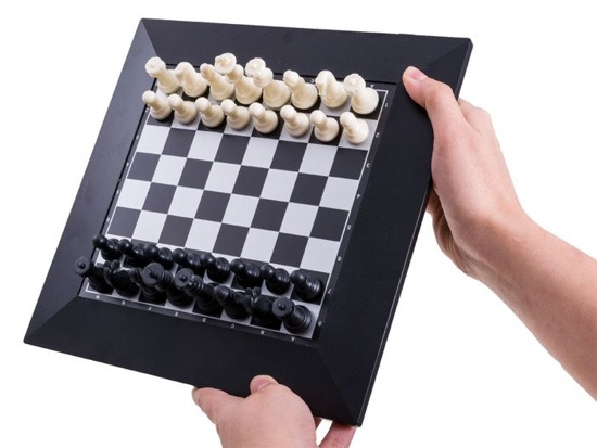 Magnetic CHESS strategy game GR0280