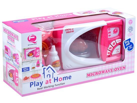 Microwave with the sound of small household appliances ZA1653