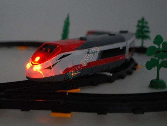 Modern train electric train 308cm RC0352