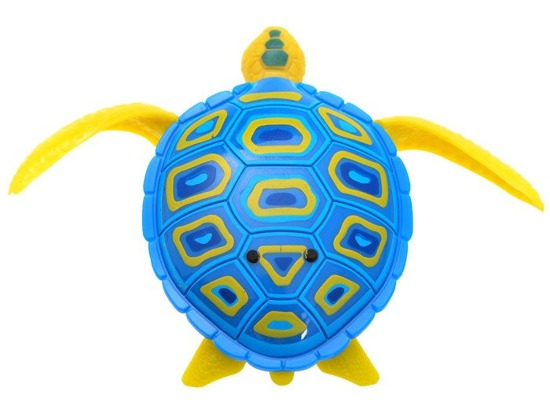 Nano Robo Turtle turtle floats on the batteries ZA1558