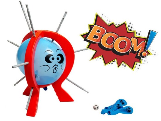 New gay game Boom Boom Balloon GR0097
