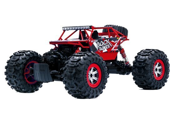 OFF ROAD 4WD 4WD Ride + 2.4GHz RC0383 Pilot