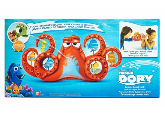 Octopus HANK for bathing Where is Dory ZA3049