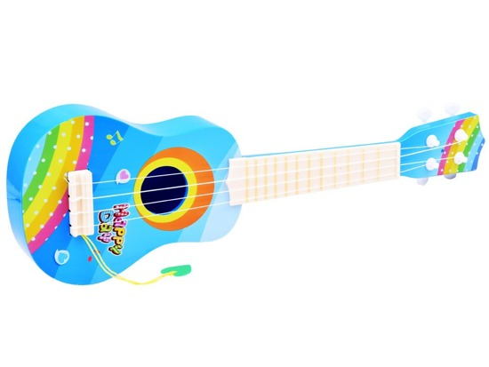 Plastic Guitar for child IN0099