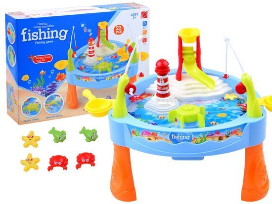 Playing water paradise Fishing ZA2531