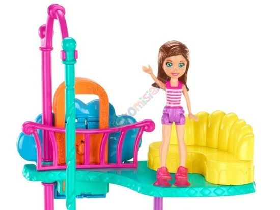 Polly Pocket Theme  ZA0967