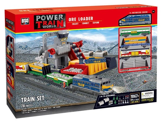 Power Train World ORE LOADER RC0465