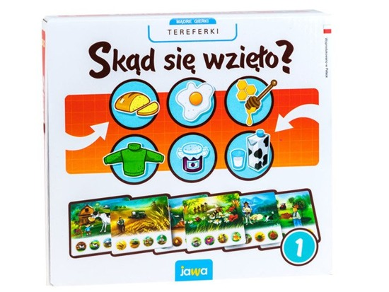 "Puzzle game ""Where did it come from?"" GR0302"