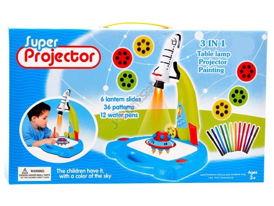 ROCKET Table Overhead projector + pen TA0050