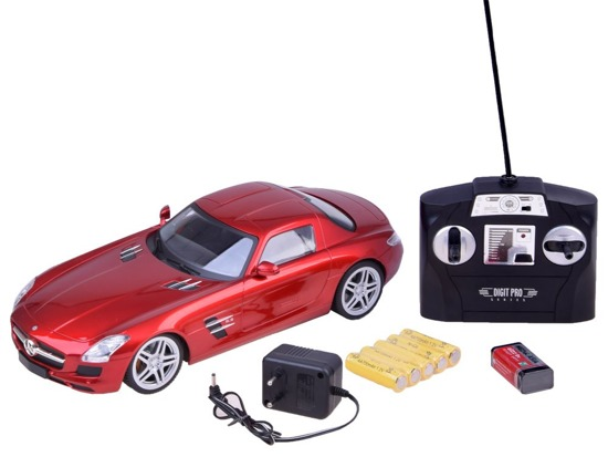 Remote controlled car Mercedes AMG RC0429 remote control