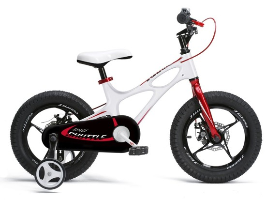 RoyalBaby 18 in. Magnesium Space Shuttle Kid's Bike RB18-22