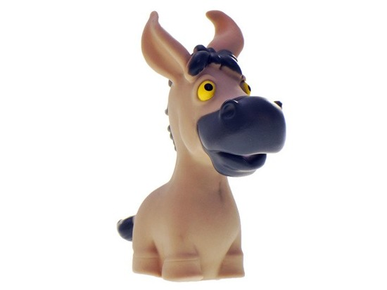 Rubber pet rabbit goat donkey farm ZA1602