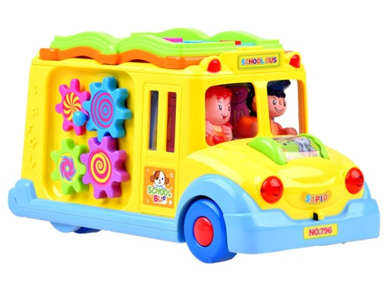 SCHOOL BUS VEHICLE ZA0019