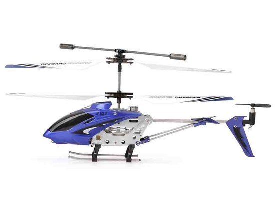 SYMA Remotely Controlled HELIKOPTER S107G RC0431