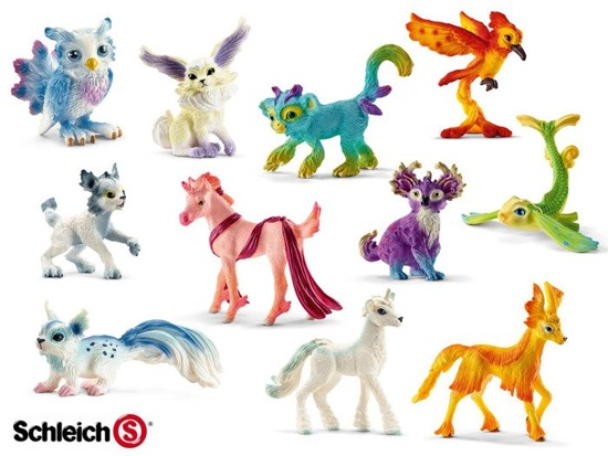 Schleich FIGURKI Elves of Bayala pet ZA2289