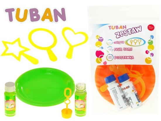 Set the MIDI soap bubbles TUBAN ZA0579