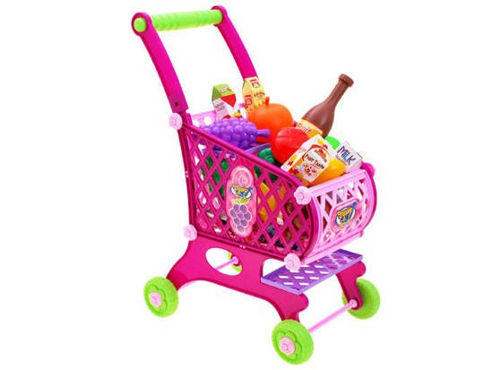 Shopping trolley basket SHOPPING accessories ZA1584