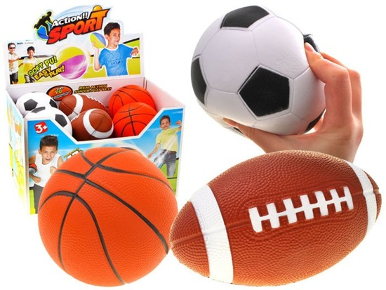 Soft FOOTBALL for sport ZA1734