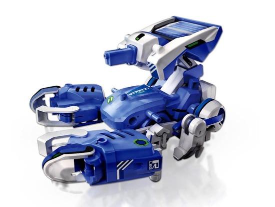 Solar robot 3in1 educational set ZA2920 | toys ...