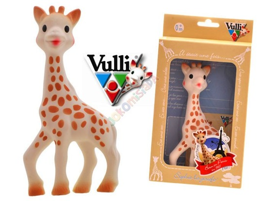 Sophie de Vulliamy Giraffe in the box VU0002