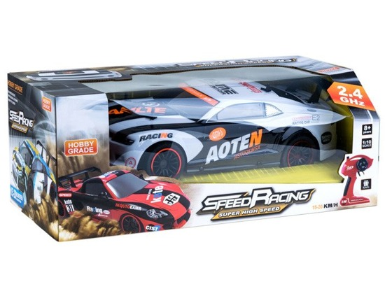 Speed ​​racing auto for fast speed 20km / h RC0393
