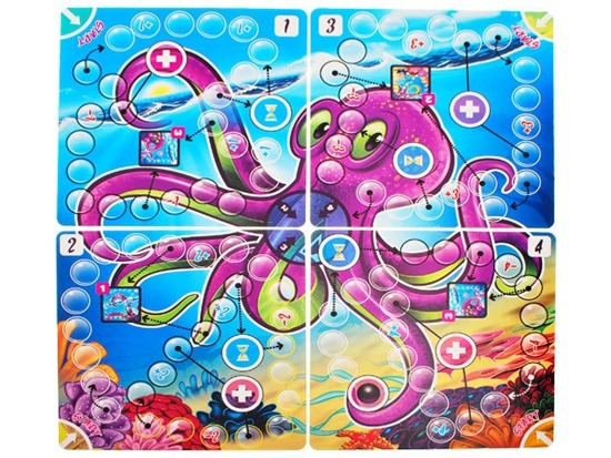 Strategy board game seahorse Java GR0266