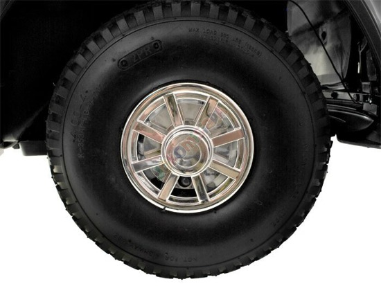Strong auto Shock 4biegi RUBBER WHEELS PA0091