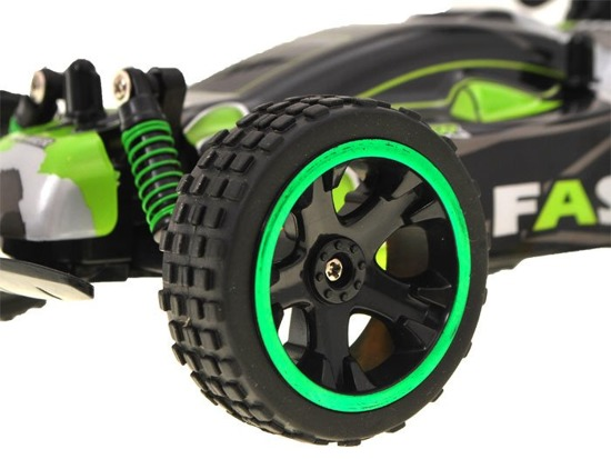 Super Fast Buggy racer controlled RC0317