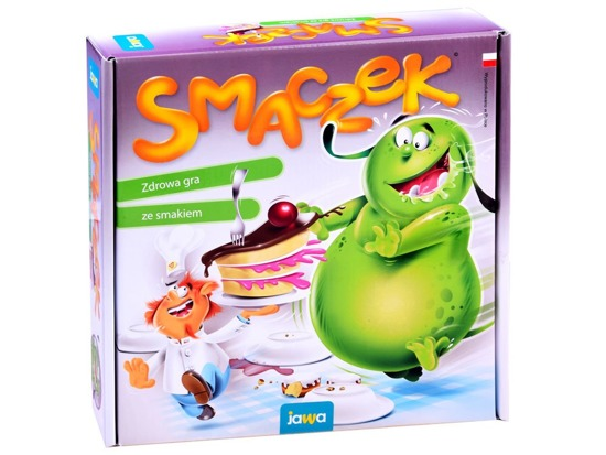 Super Smaczek is a healthy game with the taste of GR0362