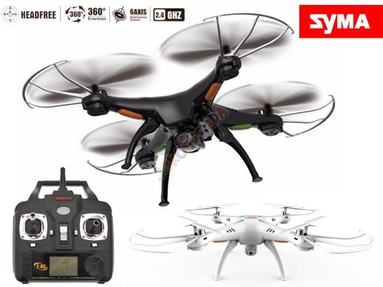 Syma DRON + CAMERA X5SC Quadcopter RC0328