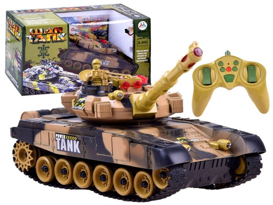 TANK R / C Battle (RC0036)