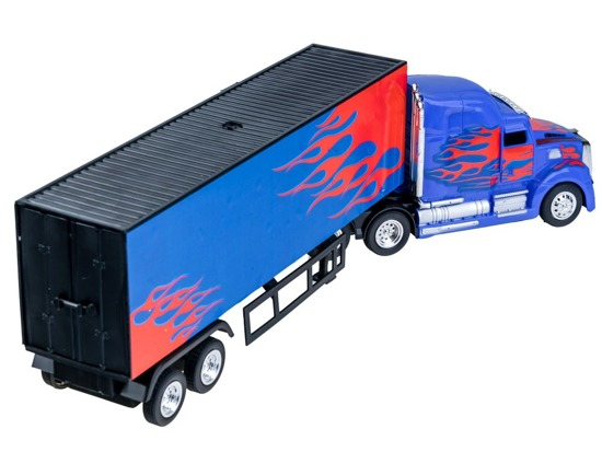 TIR with trailer on RC0412