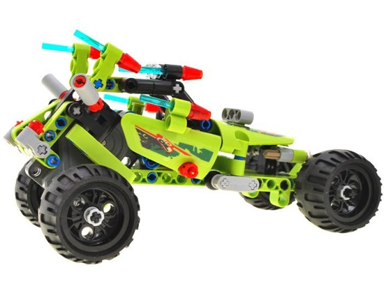 Technical building blocks Toy blocks EE 161 ele RC0367