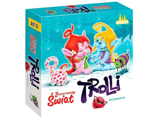 The Enchanted World of TROLLI game-32 JAW GR0137