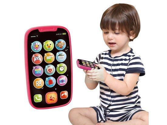 The first PHONE for children Smartphone ZA2831