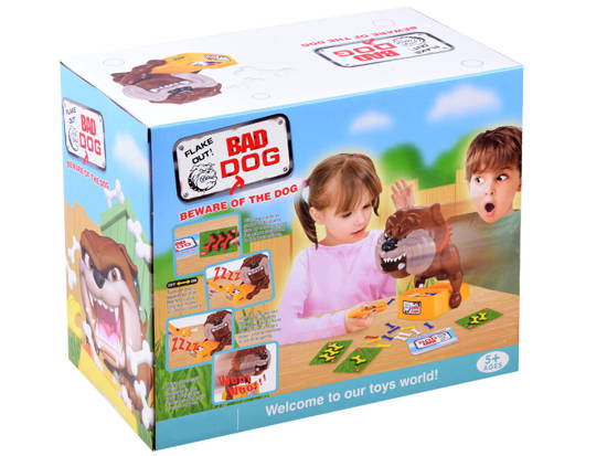 The interactive arcade game acrid dog GR0261